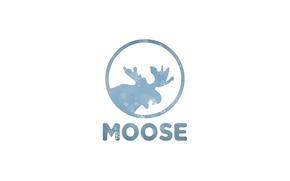 Picture christmas, winter, snow, xmas, moose