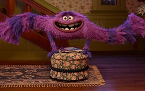 Picture cartoon, Disney, Pixar, disney, disney, Pixar, Monsters University, Monsters Inc., Monsters University, pixar.