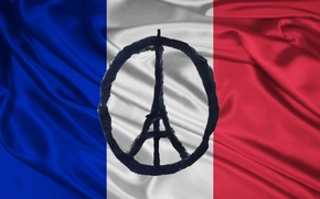 Wallpaper I'm Paris, Religious fanatism, Terrorism, Attack on Paris