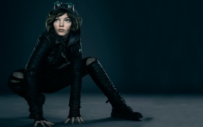 Picture Gotham, The good, 2014, The beginning, Gotham, The evil, Camren Bicondova, Selina Kyle