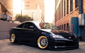 Picture Honda, Stance, Low, RSX