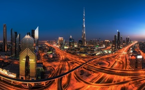 Picture Dubai, Skyline, Marina