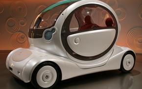 Picture concept, Nissan, design, Pivo