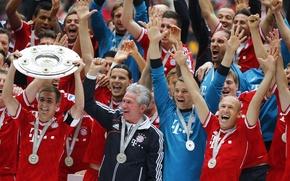 Picture Bayern, Football, Champions League, Bayern, Manuel Neuer, Champions, UEFA, Munchen, TheChampions, 1st place, Bastian Sweinsteiger, ...
