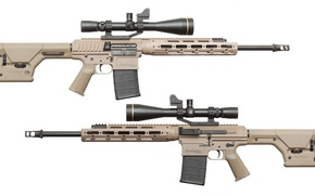 Picture gun, weapon, rifles, telescopic lenses, Remington, remington, Remington R11 RSASS, Remigton Defence