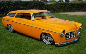 Picture Chrysler, 1965, 300, Custom, Wagon