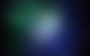 Picture blue, green, black, blur, texture