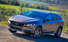 Picture Volvo, V60, 2015, Cross, Country