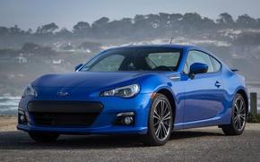 Picture Subaru, Blue, BRZ, Limited