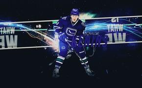 Picture NHL, Vancouver, Hockey, Latvia, Ronalds, Canucks, Kenins