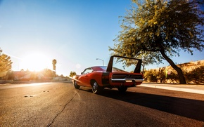 Wallpaper Dodge, Dodge, 1969, Daytona, the charger, Hemi, Charger
