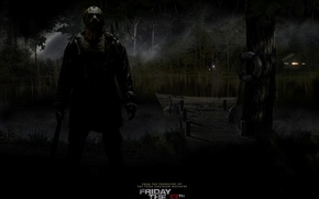 Wallpaper Jason, Friday the 13th