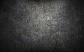 Picture scratches, old, metal