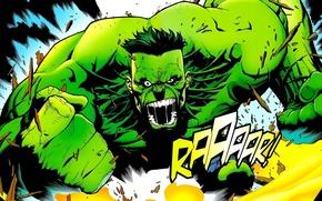 Picture rage, Hulk, Hulk, Marvel Comics