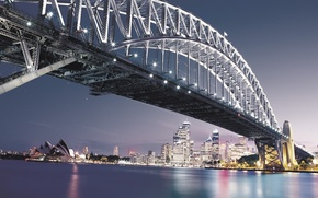 Picture bridge, Sydney, Australia
