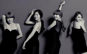 Picture music, girls, Asian girls, Secret, South Korea, Kpop