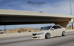 Picture city, wheels, honda, road, japan, jdm, tuning, accord, low, acura, town, stance, tlx