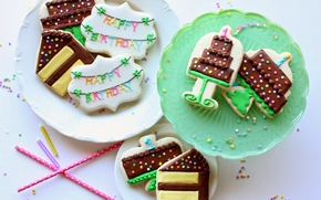 Picture holiday, food, cookies, cake, party, cake, party, dessert, sweet, holiday, dessert, cookies, happy birthday, Happy …