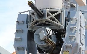 Picture complex, artillery, anti-aircraft, Phalanx CIWS, Mark 15