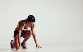 Picture pose, workout, sportswear, athletics