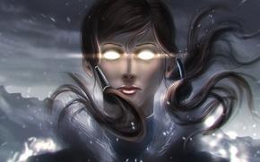 Picture eyes, snow, magic, art, avatar, Korra, Times, The Legend of Korra, Avatar: the Legend of …