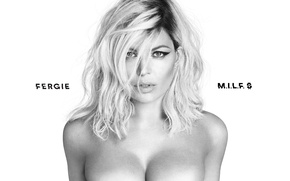 Picture music, Fergie, sexy girl, 2016, M.I.L.F.