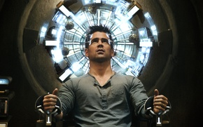 Wallpaper fiction, frame, action, Colin Farrell, Colin Farrell, Total Recall, Remember all