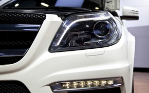 Picture Headlight, Mercedes, AMG