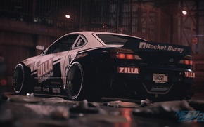 Picture tuning, S15, Silvia, Nissan, Need For Speed 2015