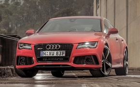 Picture Audi, Sportback, AU-spec '2014