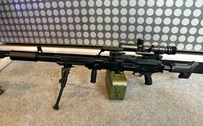 Wallpaper duplicate, Real, small, advanced, Pecheneg-SP, Oboronexpo, 6П69, additional, interesting, tactical, compact, machine gun, machine, gun, ...