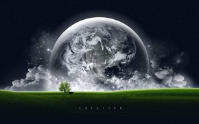 Picture earth, nature, planet, creation