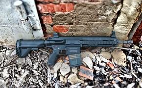 Picture weapons, gun, carabiner, 2016, airsoft, scribal