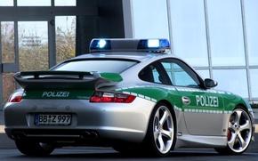 Picture 911, Porsche, carrera, polizei