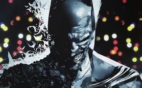 Picture batman, art, joker, Batman: Arkham Origins