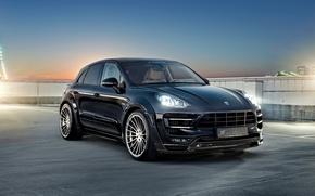 Picture Porsche, Hamann, Porsche, crossover, Macan S