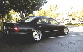 Picture nissan, wheels, wald, maxima