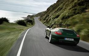 Wallpaper S Cabriolet, Porsche, 911 Carrera