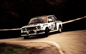 Picture Turn, WRC, Rally, Rally, Fiat, Pirelli, Walter Rohrl, Abarth 131