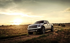 Picture car, SUV, ford, raptor, pickup, f-150, lunchbox photoworks