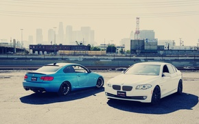 Picture BMW, f10, e92, 535i