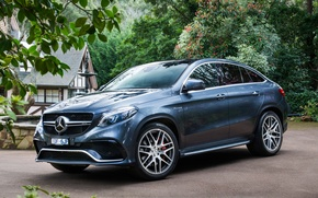 Picture Mercedes-Benz, Mercedes, AMG, AMG, 2015, C292, GLE-Class