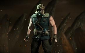Picture Mortal Kombat, Sub-Zero