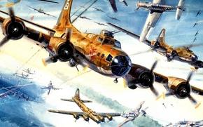 Wallpaper aircraft, wallpaper, war