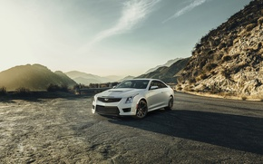 Picture Cadillac, Coupe, 2016, ATS-V