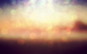 Picture light, circles, abstraction, patterns, paint, colors, light, circles, patterns, bokeh, bokeh, 1920x1080, abstraction