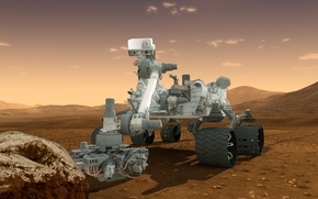 Picture Mars, NASA, the Rover, Curiosity