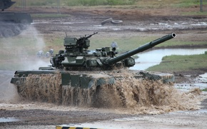 Picture tank, Russia, the show, T90