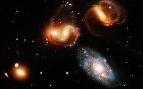 Picture stars, photo, Hubble, the universe, galaxy, telescope