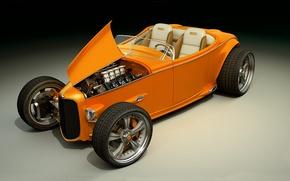 Picture graphics, Ford, concept, art, hot rod, dangeruss, Sinclair